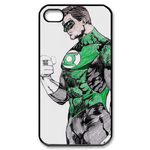 iphone 4s case thoughtful green lantern Custom Case for iPhone 4,4S