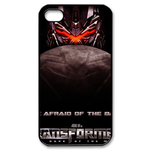 Transformers-Be Afraid of The Dark-iPhone 4S Case Custom Case for iPhone 4,4S