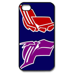 Transformers Red Head&Purple Head iPhone 4S Case Custom Case for iPhone 4,4S