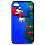 iphone 4s cases big mario Custom Case for iPhone 4,4S