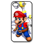 iphone 4s cases cool mario Custom Case for iPhone 4,4S