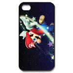 iphone 4s cases cool super mario Custom Case for iPhone 4,4S