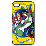 iphone 4s cases happy go Custom Case for iPhone 4,4S
