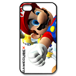 iphone 4s cases lovely super mario Custom Case for iPhone 4,4S