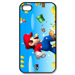 iphone 4s cases mario game Custom Case for iPhone 4,4S