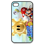 iphone 4s cases popular mario Custom Case for iPhone 4,4S