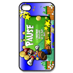 iphone 4s cases popular super mario Custom Case for iPhone 4,4S