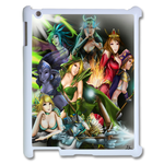 ipad 2 case white  dota 2 heros series Case for IPad 2