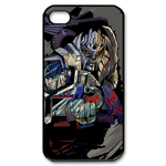 Black Transformers Custom iPhone 4,4S Case Custom Case for iPhone 4,4S