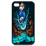 Dota 2 Case design Custom iPhone 4,4S Case Custom Case for iPhone 4,4S