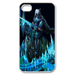 Dota 2 Hero with Sword Custom iPhone 4,4S Case Custom Case for iPhone 4,4S