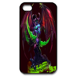 Dota 2 Case Hero Idea Custom iPhone 4,4S Case Custom Case for iPhone 4,4S