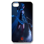 Dota 2 Traxex Custom iPhone 4,4S Case Custom Case for iPhone 4,4S