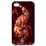 Dota 2 Series Print Custom iPhone 4,4S Case Custom Case for iPhone 4,4S