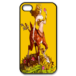 Black Dota 2 Case Heros Custom iPhone 4,4S Case Custom Case for iPhone 4,4S