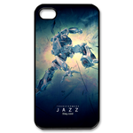 iPhone 4S case Jazz Transformers Custom Case for iPhone 4,4S