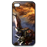 iPhone 4S case Transformers and flame Custom Case for iPhone 4,4S
