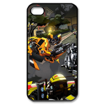 iPhone 4S case Transformers Battle Custom Case for iPhone 4,4S