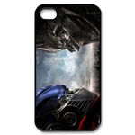 iPhone 4S case Transformers heads Custom Case for iPhone 4,4S