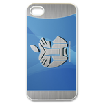 Transformers Logo-Apple Style iPhone 4,4S Case Custom Case for iPhone 4,4S