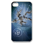 Transformers-Optimus Prime 2 Custom iPhone 4S Case Custom Case for iPhone 4,4S