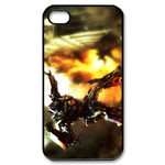 Transformers Sidebomb Image Custom iPhone 4S Case Custom Case for iPhone 4,4S
