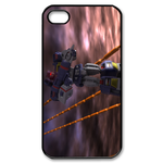 Transformers Soundwave Custom iPhone 4,4S Case Custom Case for iPhone 4,4S