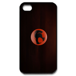 Transformers Red Thundercats Logo iPhone 4 Case Custom Case for iPhone 4,4S
