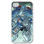 Transformers – Topspin & Twin iPhone 4,4S Case Custom Case for iPhone 4,4S