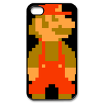 iphone 4s cases good mario Custom Case for iPhone 4,4S  