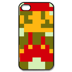 iphone 4s cases super mario1 Custom Case for iPhone 4,4S