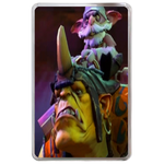 kindle fire case dota 2 hero idea Hard Cover Case for Kindle Fire