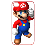 iphone 4s cases cool mario Cases for  Iphone 4,4s(Pink)