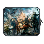 ipad 2 sleeve dota 2 hero print Two Sides Sleeve for Ipad 2
