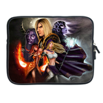 ipad 2 sleeve dota 2 stars Two Sides Sleeve for Ipad 2