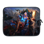 ipad 2 sleeve dota 2 heros series design Two Sides Sleeve for Ipad 2