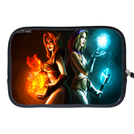 kindle fire sleeve dota 2 stars offer Two Sides Sleeve for Kindle Fire