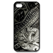 iphone 4s case black jean design Custom Case for iPhone 4,4S