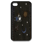 iphone 4s case  black jean style offer Custom Case for iPhone 4,4S