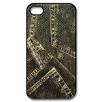 iphone 4s case  grey jean style design Custom Case for iPhone 4,4S