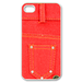 iphone 4s case  red jean style design Custom Case for iPhone 4,4S