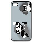iphone 4s cases mario and bad mushroom Custom Case for iPhone 4,4S