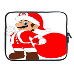 ipad 2 sleeve christmas super mario Two Sides Sleeve for Ipad 2