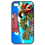 iphone 4s cases blue sea Custom Case for iPhone 4,4S