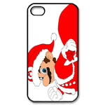 iphone 4s cases christmas super mario Custom Case for iPhone 4,4S