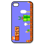 iphone 4s cases mario, come on Custom Case for iPhone 4,4S