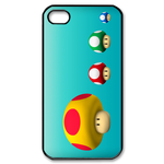 iphone 4s cases mushroom Custom Case for iPhone 4,4S