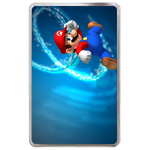 kindle fire cases handsome super mario Hard Cover Case for Kindle Fire