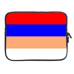 ipad 2 sleeve flag of Armenia Two Sides Sleeve for Ipad 2