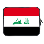 ipad 2 sleeve flag of Iraq Two Sides Sleeve for Ipad 2